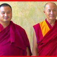 Monjes Budistas en Asturias Puja de las 21 Taras