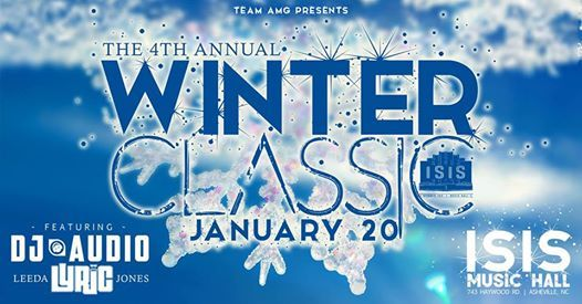 The 4th Annual Winter Classic feat. DJ Audio and LYRIC