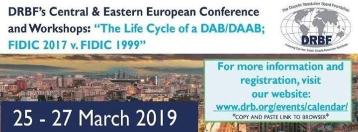 The Life-cycle of DAB  DAAB under FIDIC Contracts