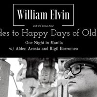 William Elvin Odes to Happy Days of Old