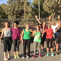 Running Amman Run 215 (Sports City Wednesday)