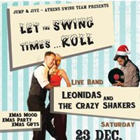 Let the Swing times Roll - Christmas Dance Party at Rohas