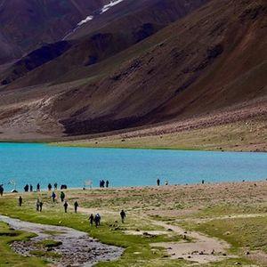 Hampta Pass Chandertal Trekking Expedition