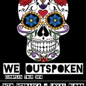 We Outspoken - Into Nebraska - Loyal Blood at Room 66