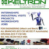 Internship At Keltron Ernakulam