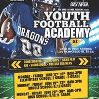 Elementary School Football Academy