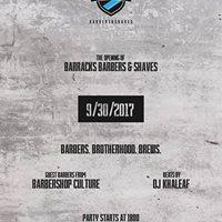 Barracks DVO - Opening