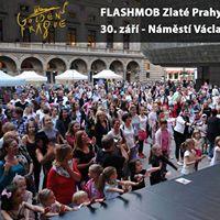 Flashmob Zlat Prahy