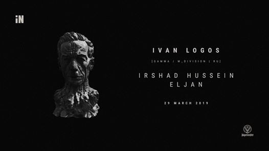iN IVAN LOGOS  IRSHAD HUSSEIN  ELJAN