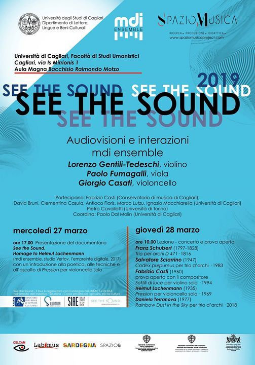 SEE the SOUND
