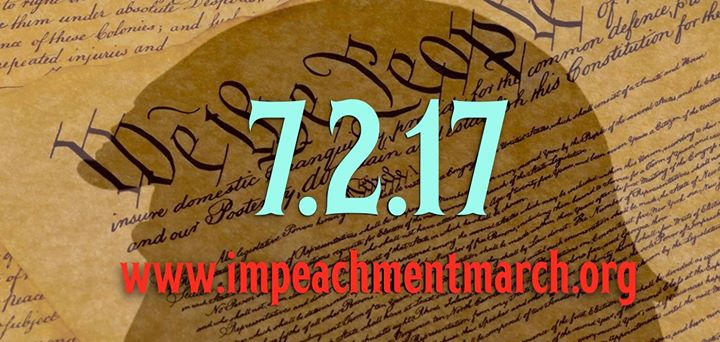 Impeachment March - Clearwater