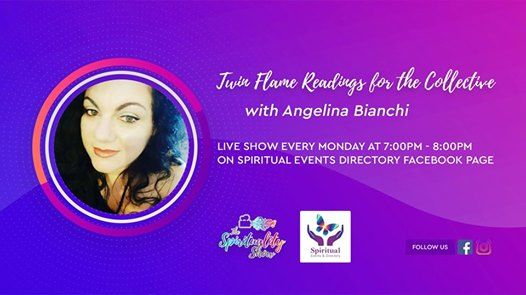 Twin Flame Collective Reading With Psychic Angelina at