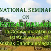 National Seminar on Homestead Management