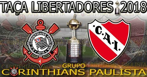 Resultado de imagem para Corinthians x Independiente