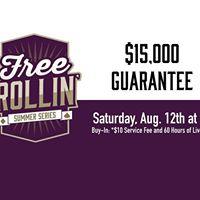 Free Rollin 15000 Guarantee