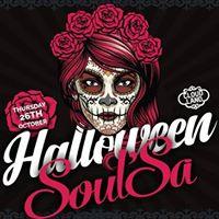 Halloween SoulSa at Cloudland