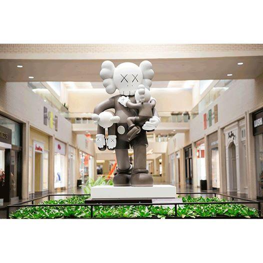Dallas Art Fair Guided NorthPark Art Tour  March