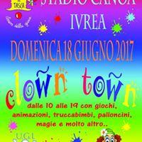 Clown Town a Ivrea
