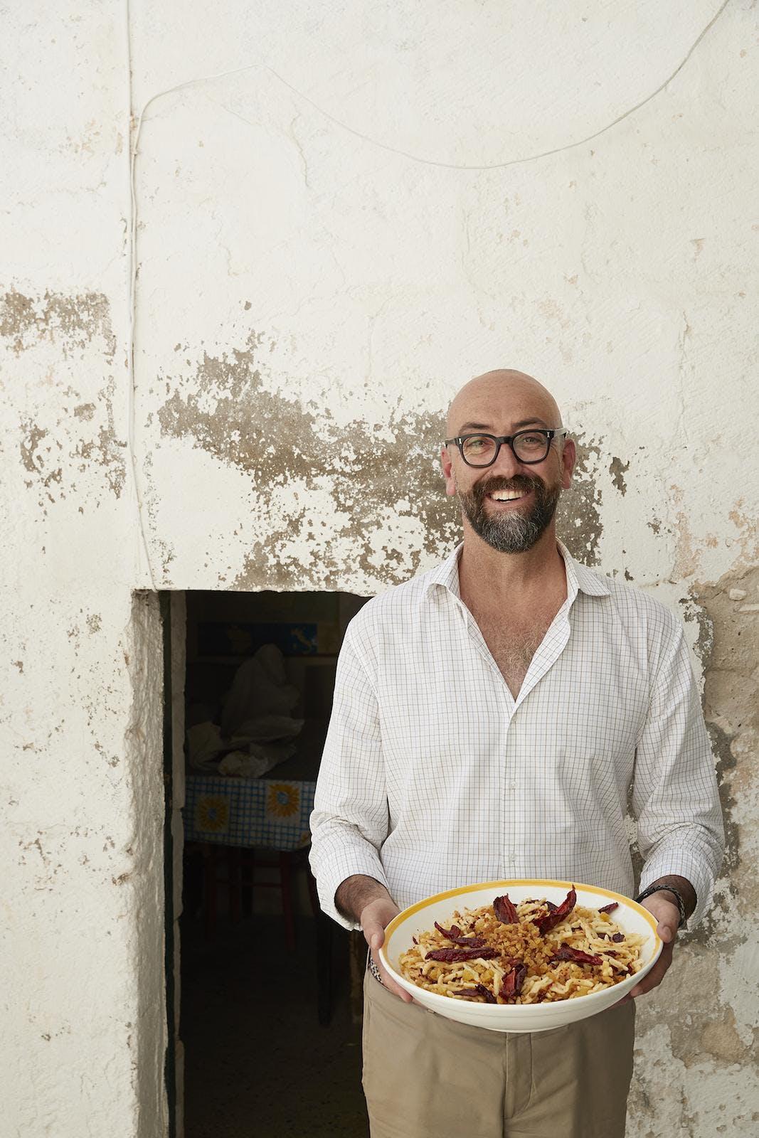 Autentico: Classic Italian Cooking with author Rolando Beramendi at ...