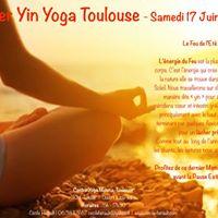 Atelier Yin Yoga - Toulouse - Samedi 17 Juin 2017