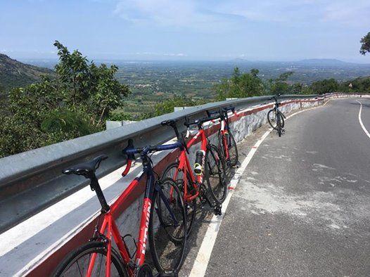 Ride to Thottikallu falls