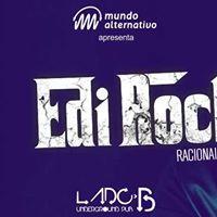 Edi Rock (Racionais MCs) em So Caetano do Sul Lado B