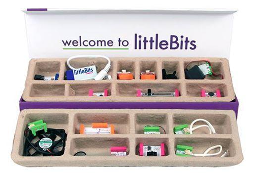 Littlebits - Electronic Building Blocks (ages 8-12)