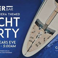 New Years Eve at The Pier Bar