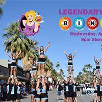 Cheer L.A. Legendary Drag Queen BINGO