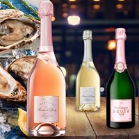 Original Eve Day Parties with Deutz Champagne and Oysters