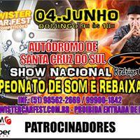 DJ Rodrigo Campos Santa Cruz Do Sul 04.junho Campeonato de Som