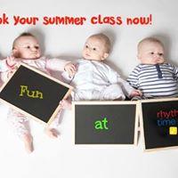 Rhythm Time Summer Classes