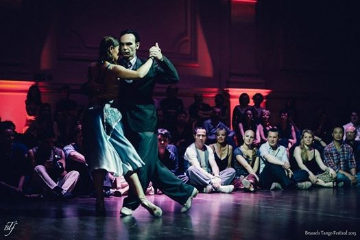 17&197 268 Tango Discovery workshops by La Tangueria Brussels