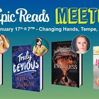 Epic Reads Winter Meet-Up at Changing Hands Tempe