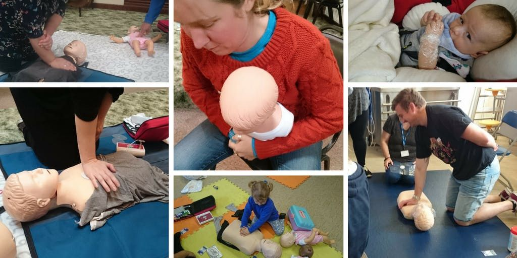 QA Level 3 Award in Emergency Paediatric First Aid (RQF)