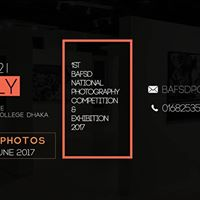 1st BAFSD National Photography Competition &amp Exhibition 2017