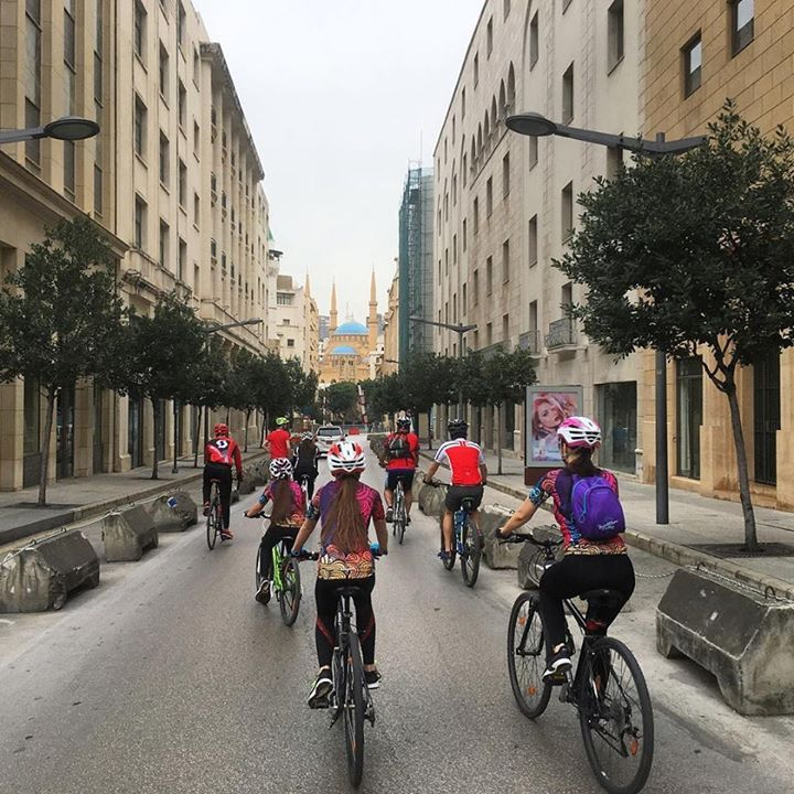 Beirut Afternoon Ride