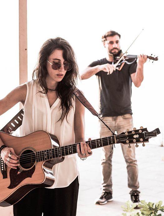Joy Fayad Ft. Oliver Maalouf (Acoustic BluesRock)