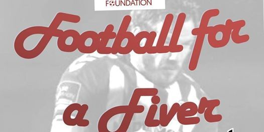 FOOTBALL FOR A FIVER 182 - SPONSORED BY BANK OF IRELAND