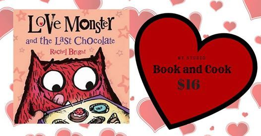 Book & Cook Love Monster and the Last Chocolate 16