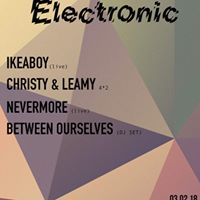 Electronic feat. Ikeaboy (LIVE)