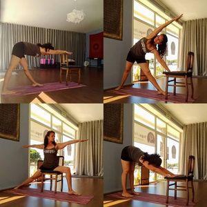 Yoga com Cadeira - Chair Yoga for all