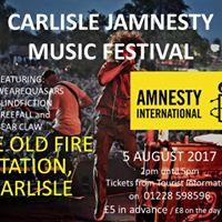Carlisle Jamnesty