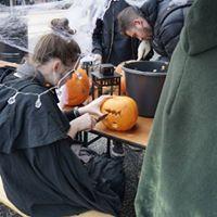 Grskarudskring den 27. - 28. oktober til Halloween i Vejle