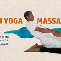 CURSO  Arte da Thai Yoga Massagem