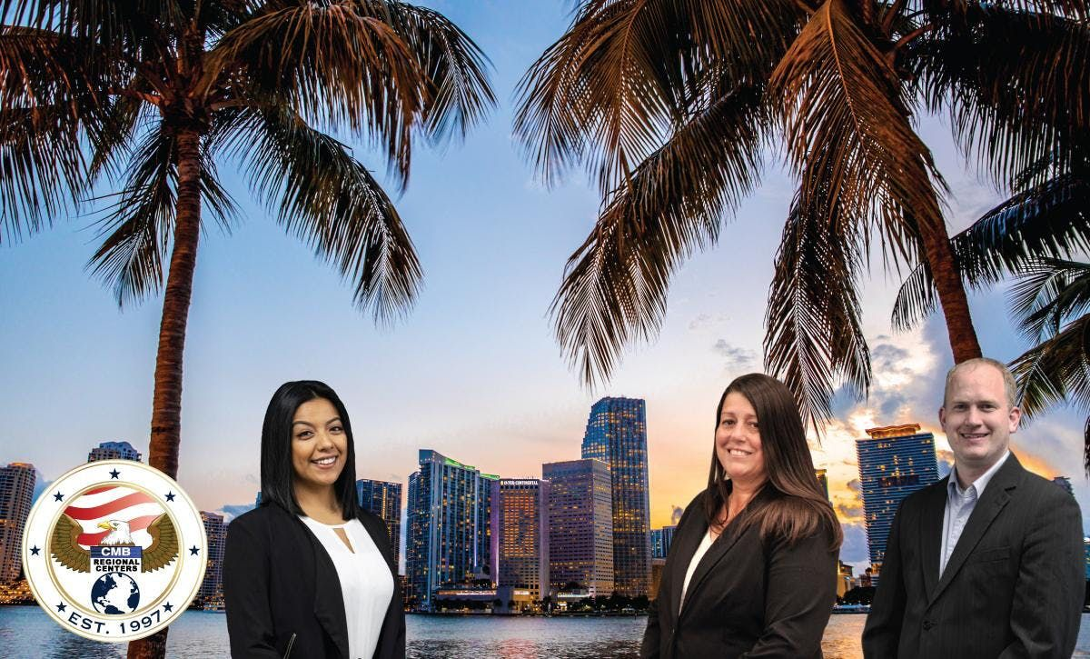 USA EB-5 Immigration by Investment - Miami