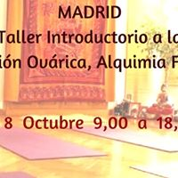 Madrid Respiracion Ovarica Taller Introductorio