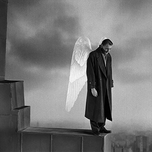 Der Himmel ber Berlin - in Erinnerung an Bruno Ganz
