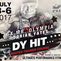 DY HIT Master Trainer Course - Marbella Spain