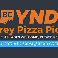 BC YND Surrey Pizza Picnic